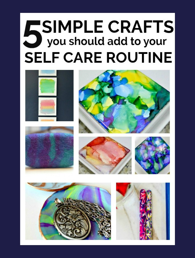 The Perfect Self Care Activity for Creatives: Crafts