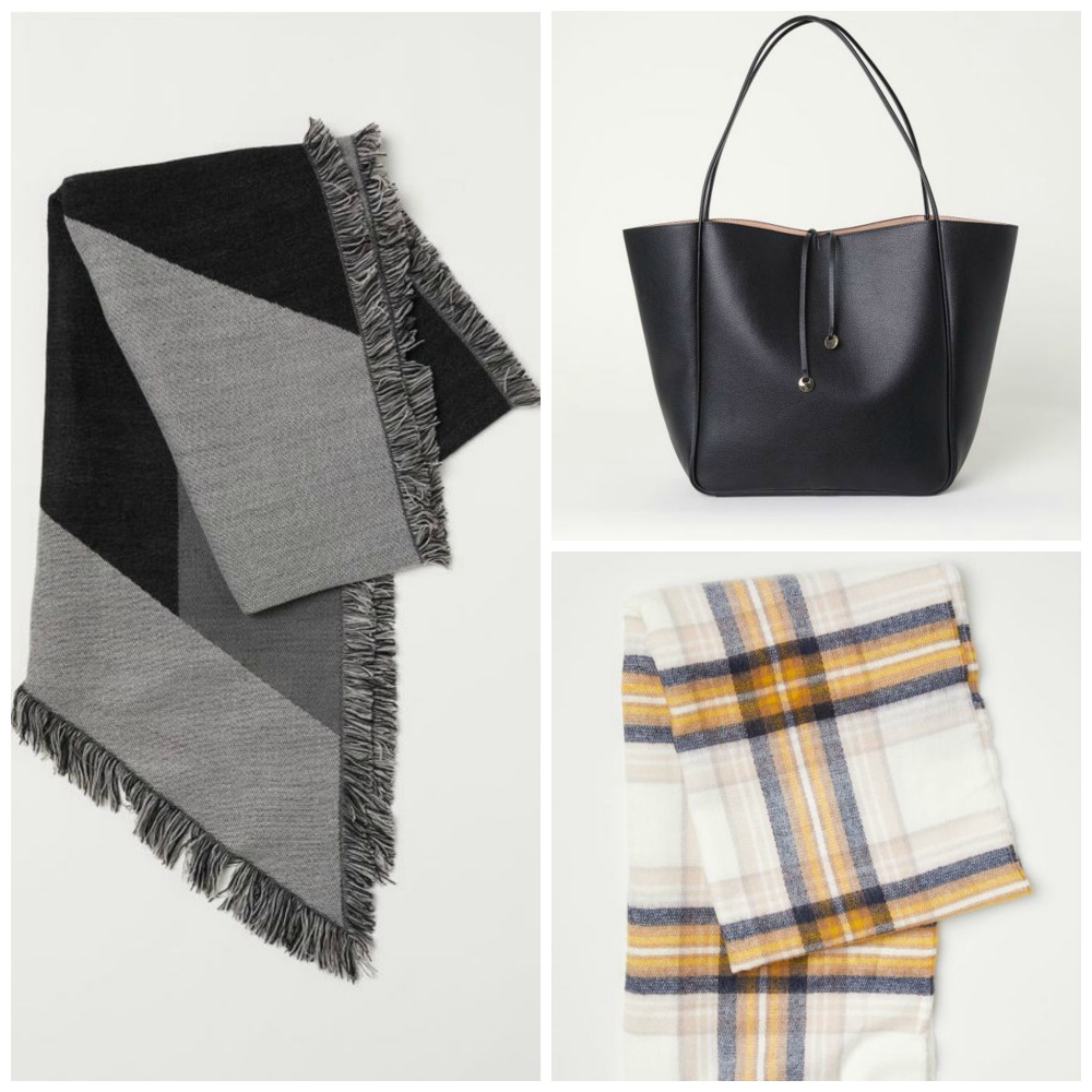 Accessories for Fall Capsule Wardrobe