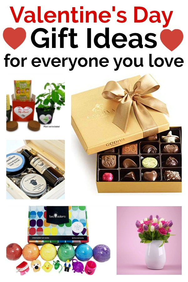 Valentine's Gift Ideas for Everyone you Love!