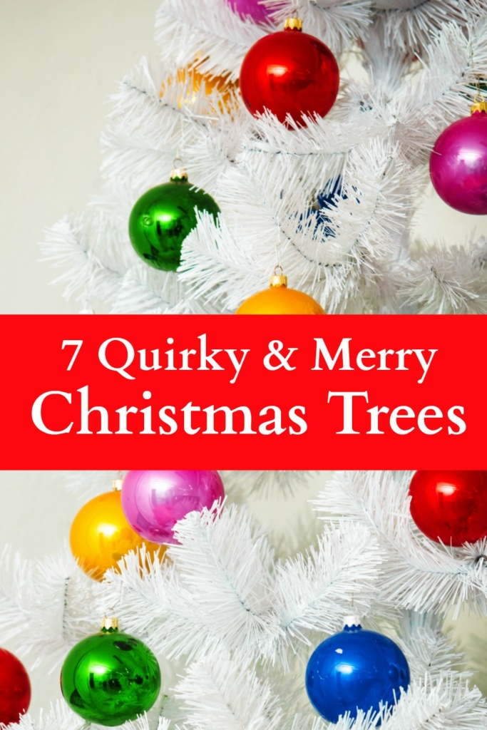 7 Quirky Christmas Tree Decorating Ideas